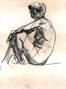 desnudo-femenino-sentado