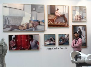 JEAN CARLOS PUERTO art madrid