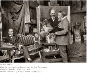 foto expo sorolla romero pintura